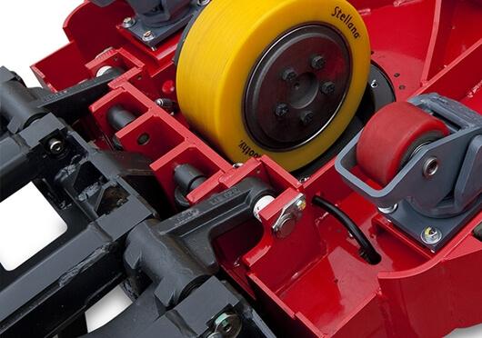 montacargas 8410 Durabilidad Diseñado para la